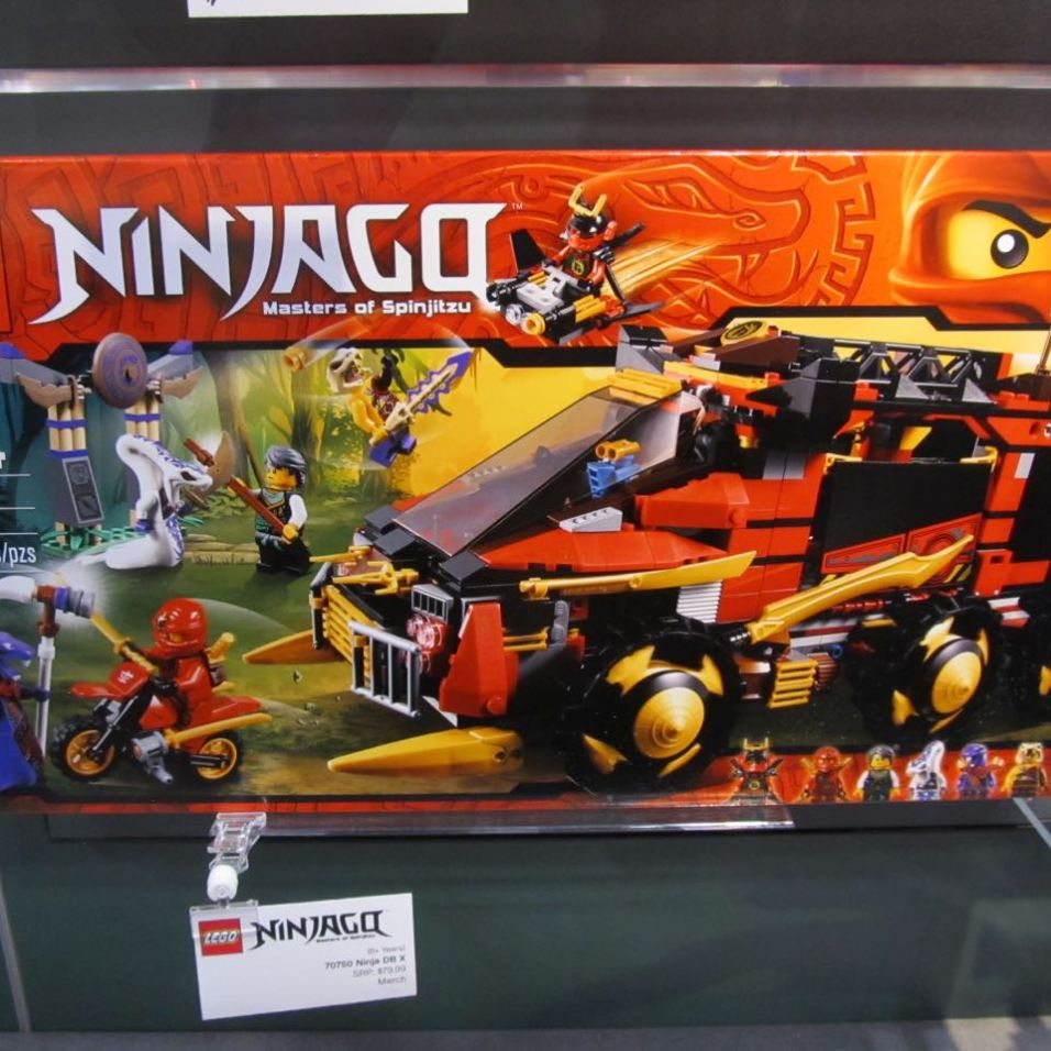 Lego Sets From Toy Fair 2015 (37)
