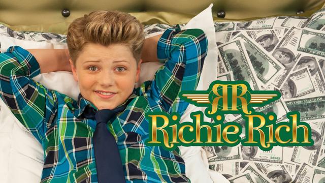 Netflix's Richie Rich