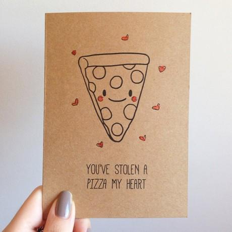 Romance Is Strong In These 21 Modern Day Valentine's Day Cards
