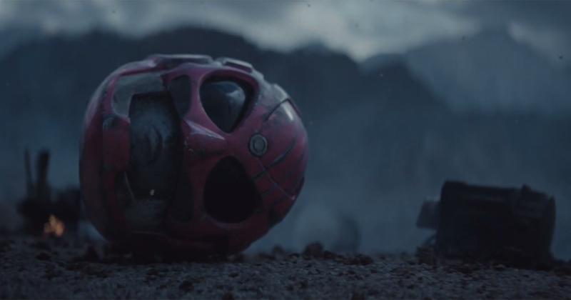 Morphin Power Rangers Reboot