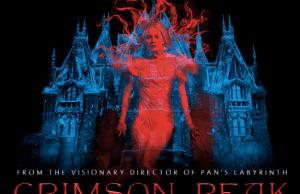 Guillermo del Toro's Horror Film CRIMSON PEAKTrailer