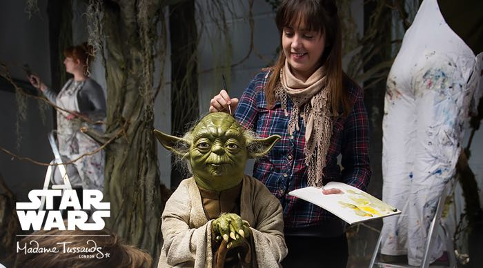 Star Wars Characters Headed To Madame Tussauds
