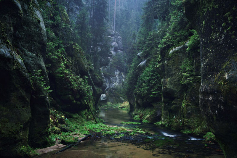 10 European Landscapes Inspired by Grimm's Fairy Tales