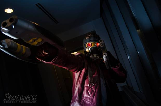 star lord cosplay