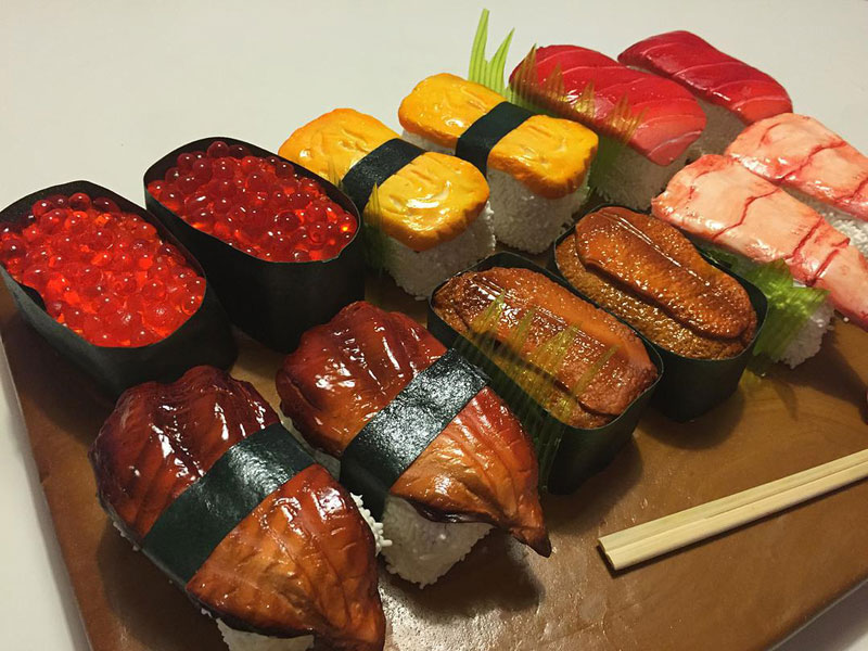 Mouth Watering Meals That Are ActuallyCakes