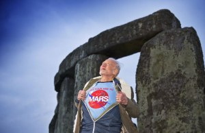 Buzz Aldrin's Message to theCosmos