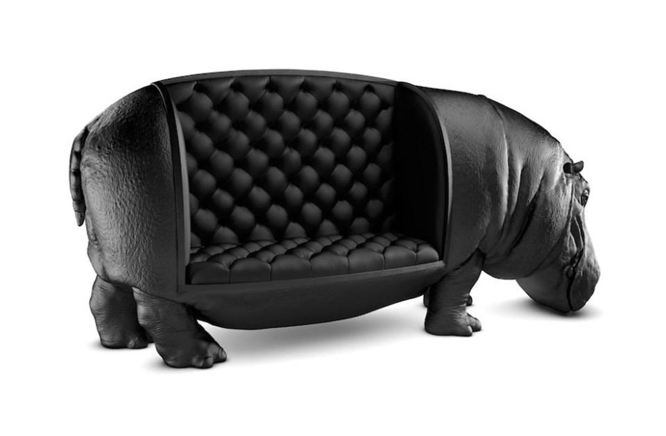 The Astounding Animal Chairs