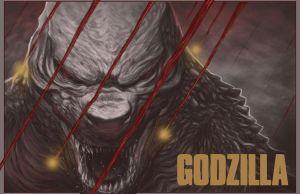 GODZILLA Mondo Poster Art