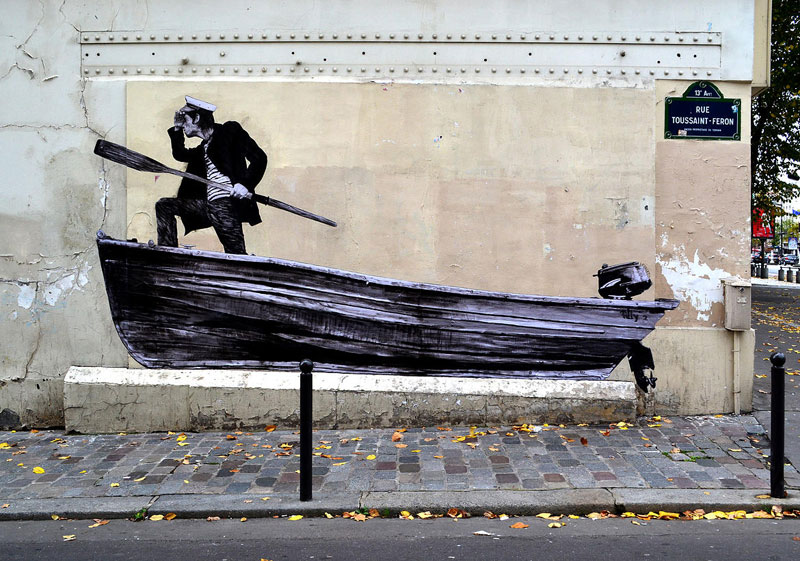 27 Jolly Diversions in Paris