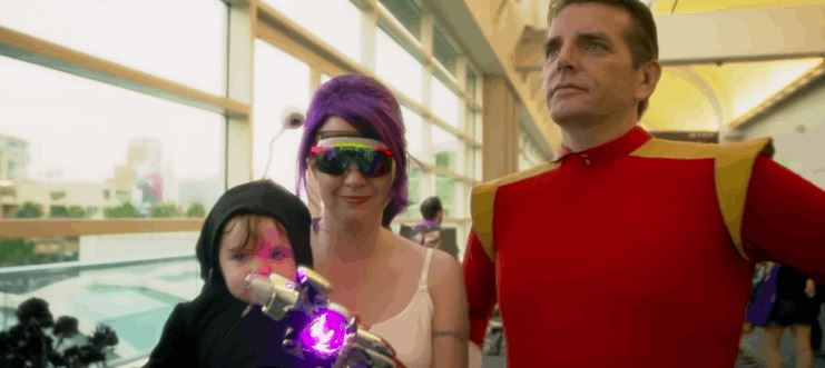 Cosplay Video Pays Tribute to Leonard Nimoy