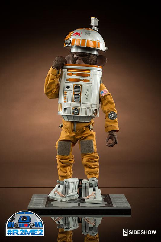 Sideshow STAR WARS R2-Me2 Collectibles Art