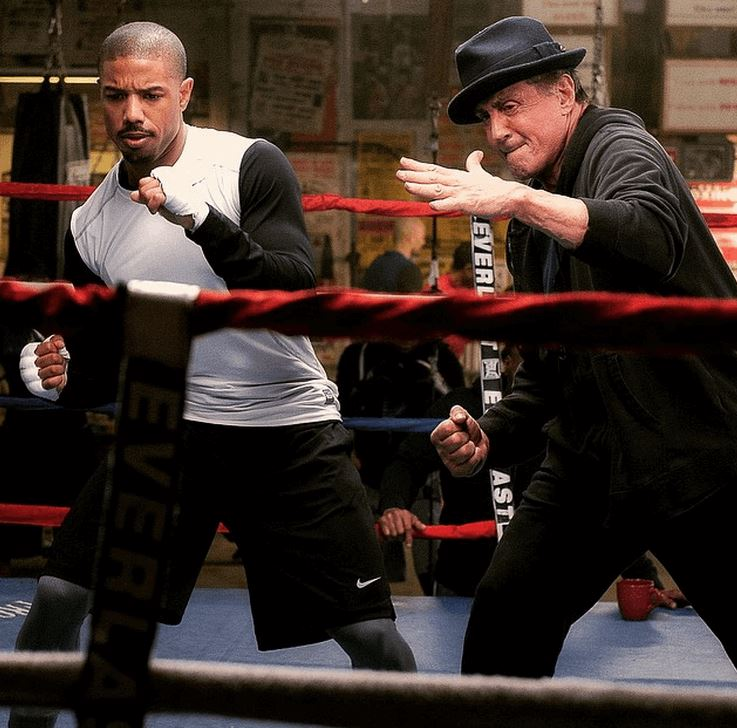 First Official Photo from Rocky Spin-off, Creed