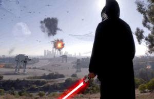 Star Wars Invades Los Angeles