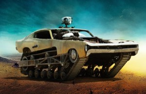 MAD MAX: FURY ROAD Insane Vehicle Pictures