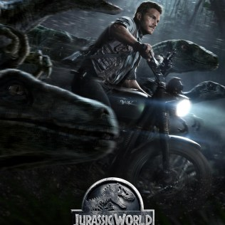 New Jurassic World Poster!