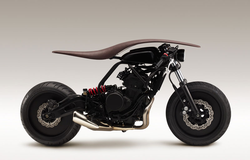 Yamaha Design Teams Swap Roles To Create Some Crazy Products