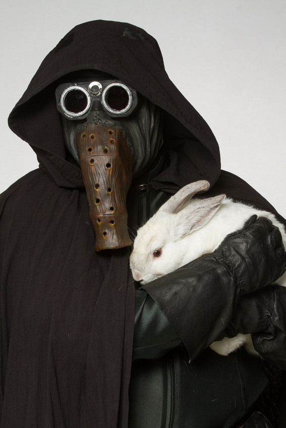 Star Wars Characters Pose With Pets To Help The Adoption