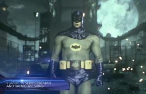 BATMAN: ARKHAM KNIGHT Trailer Showcases Scarecrow Missions and Retro Costume