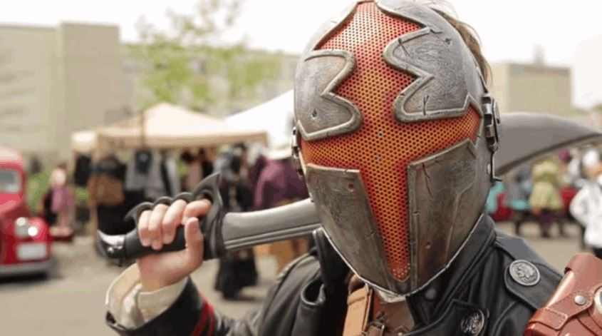 Steampunk World's Fair Cosplay Videos