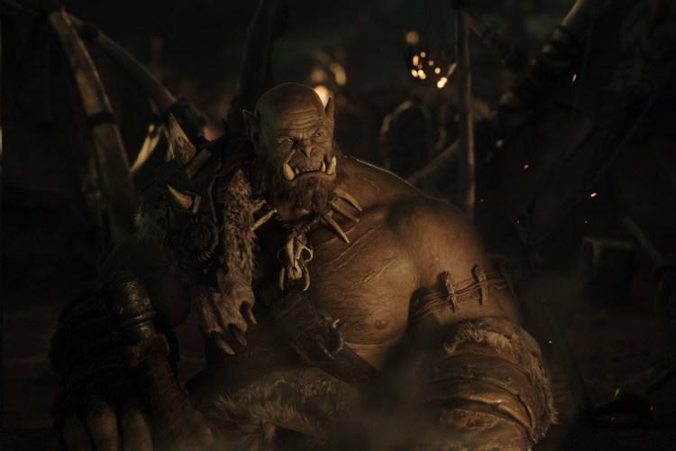 WARCRAFT's Orgrim Doomhammer