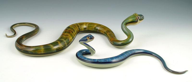 Mesmerizing Glass Blown Animal Sculptures by Scott Bisson