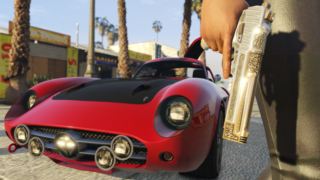 """Rockstar Teases """"very cool new toys"""" for GTA Online"""