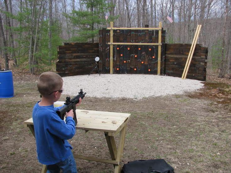 Make your backyard a gun range