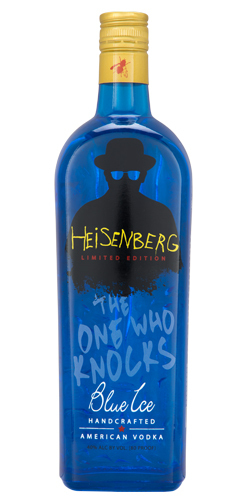 Heisenberg Blue Ice Vodka