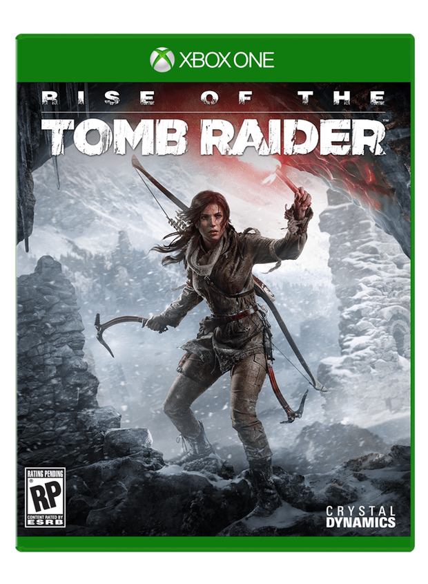RISE OF THE TOMB RAIDER New Trailer and Box ArtRISE OF THE TOMB RAIDER