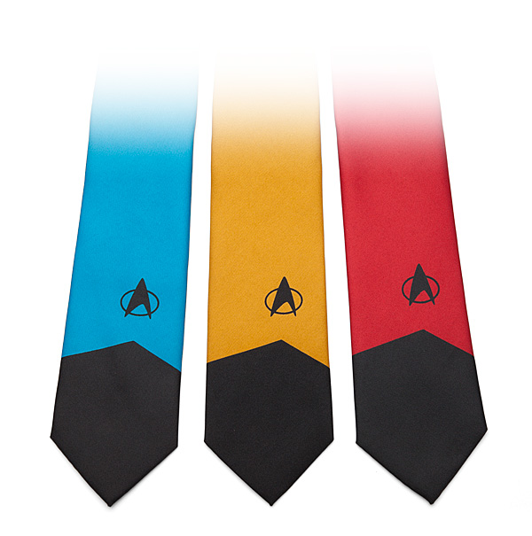 Cool STAR TREK: THE NEXT GENERATION Ties