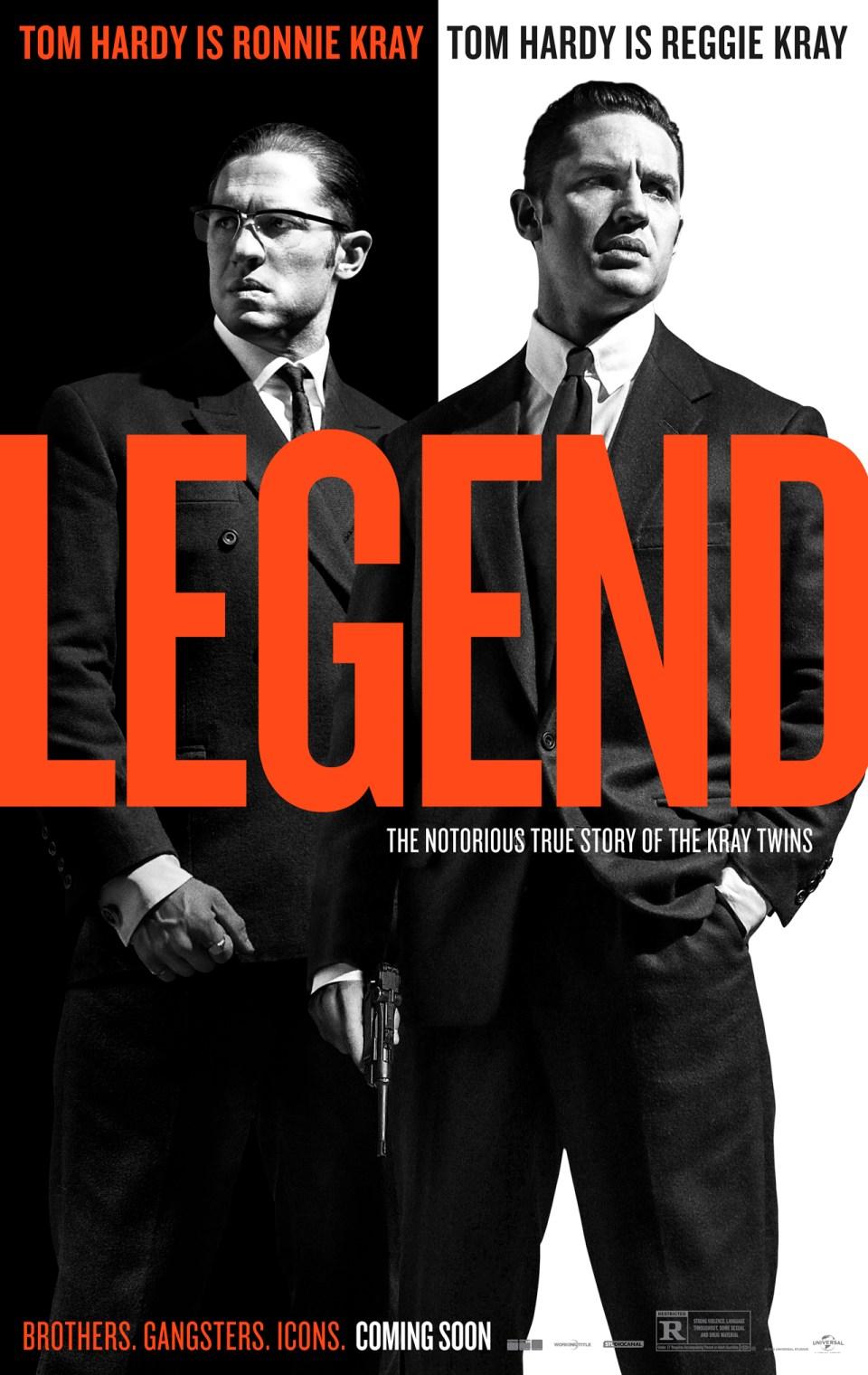 Tom Hardy's Legend