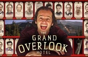 The Grand Budapest Hotel Mashed Up With The Shining