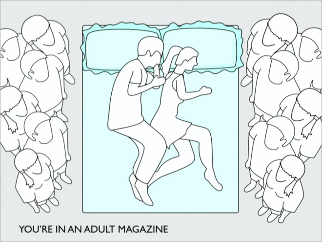 This is What Your Sleeping Positions Say About Your Relationship
