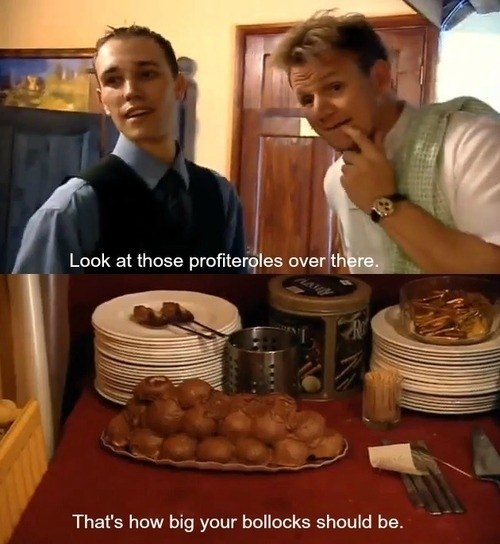 Gordon Ramsay's Greatest Angry One-Liners