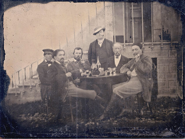 Vincent Van Gogh Found in a Photo from 1887