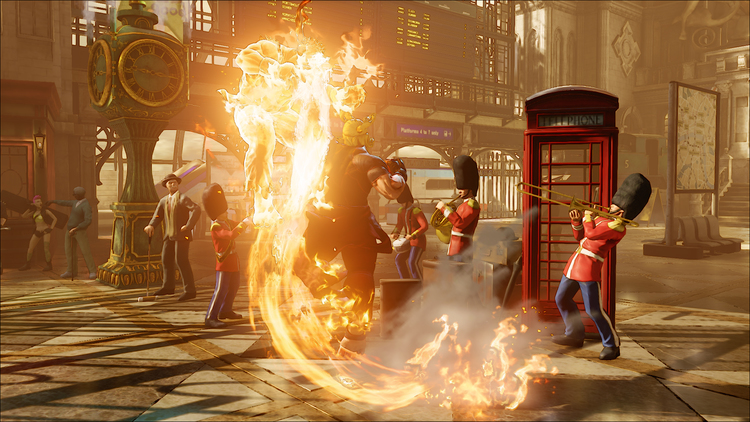 Ken Debuts in STREET FIGHTER V Trailer