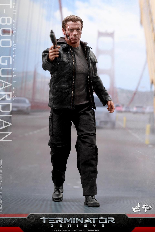 Hot Toys Terminator Guardian Figure
