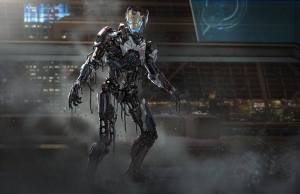 Ultron concept art