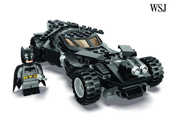 Batman v Superman: Dawn of Justice Lego