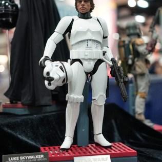 Hot Toys Comic-Con Photos