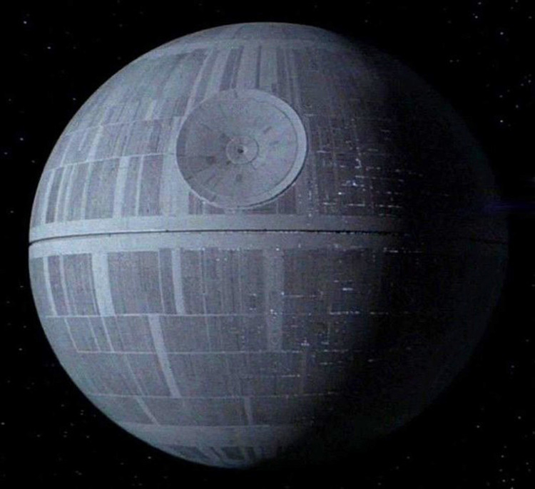 Image result for the death star
