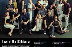 Superhero Films Cast Assemble in New Comic-Con Photos