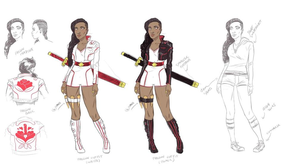 Blades Daughter (3)