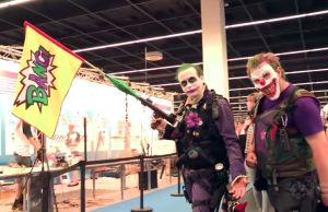 Cosplay Videos From ScareLA 2015 and Gamescom 2015