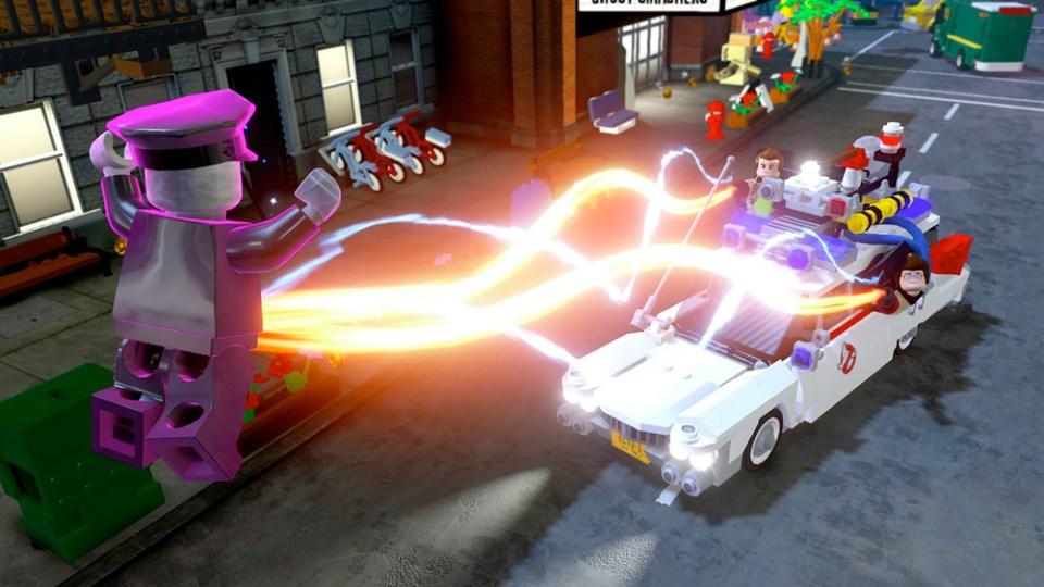 LEGO DIMENSIONS - New Adventure Worlds Trailer (2)
