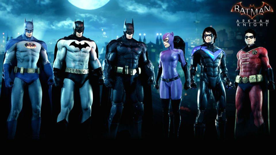 Batman: Arkham Knight Teases The Dark Knight DLC
