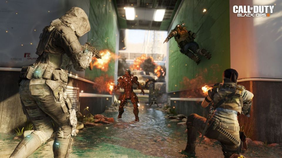 Call of Duty: Black Ops III Multiplayer