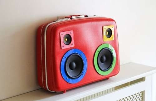 Awesome Boombox The Raver
