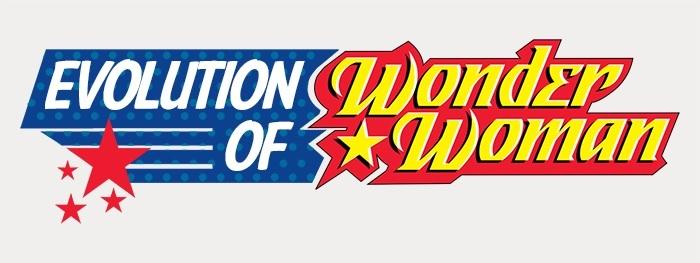 Evolution of Wonder Woman