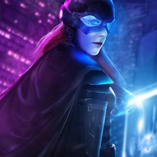 Jena Malone as Batgirl
